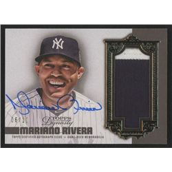 Mariano Rivera 2019 Topps Dynasty Autograph Patches #APMR1