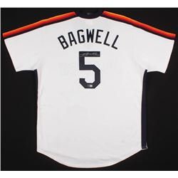Jeff Bagwell Signed Houston Astros Jersey (TriStar Hologram)
