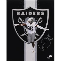 Clelin Ferrell Signed LE Oakland Raiders 16x20 Photo (JSA COA)
