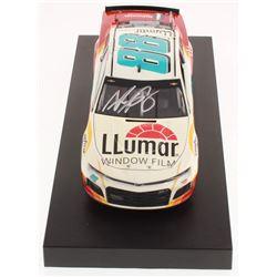 Alex Bowman Signed NASCAR #88 Llumar Window Film 2019 Camaro - 1:24 Premium Action Diecast Car (Hend