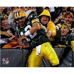 Aaron Rodgers Signed Green Bay Packers 20x24 LE Photo (Steiner COA)