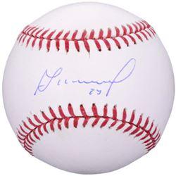 Jose Altuve Signed Baseball (MLB Hologram  Fanatics Hologram)