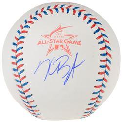 Kris Bryant Signed 2017 All-Star Game Logo Baseball (Fanatics Hologram)