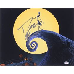 "Danny Elfman Signed ""The Nightmare Before Christmas"" 11x14 Photo (PSA COA)"