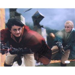 "Daniel Radcliffe Signed ""Harry Potter and the Chamber of Secrets"" 11x14 Photo (JSA COA)"