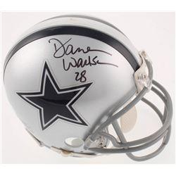 Darren Woodson Signed Dallas Cowboys Mini-Helmet (JSA COA)
