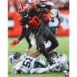 Jarvis Landry Signed Cleveland Browns 16x20 Photo (JSA COA)