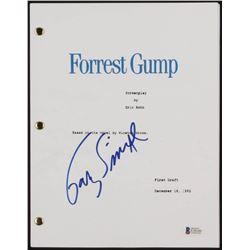 """Gary Sinise Signed """"Forrest Gump"""" Movie Script (Beckett COA)"""