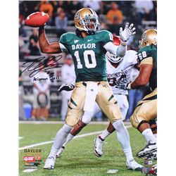 "Robert Griffin III Signed Baylor Bears 16x20 Photo Inscribed ""Heisman 2011"" (TriStar Hologram)"