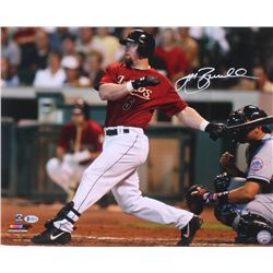 Jeff Bagwell Signed Houston Astros 16x20 Photo (Beckett COA)
