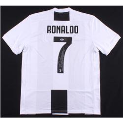 Cristiano Ronaldo Signed Juventus Jersey (Beckett COA)