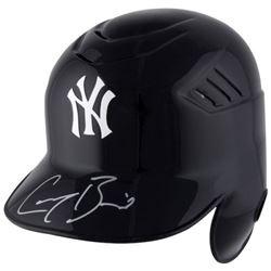 Greg Bird Signed Yankees Authentic Full-Size Batting Helmet (Fanatics Hologram)