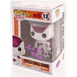 "Linda Young Signed ""Dragon Ball Z"" Frieza (Final Form) #12 Funko Pop! Vinyl Figure Inscribed ""Frieza"