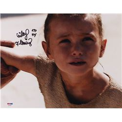 """Cailey Fleming Signed """"Star Wars: The Force Awakens"""" 11x14 Photo (PSA Hologram)"""