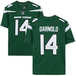 Sam Darnold Signed Jets Jersey (Fanatics Hologram)