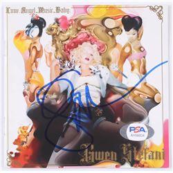 "Gwen Stefani Signed ""Love Angel Music Baby"" CD Booklet (PSA COA)"