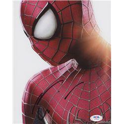 "Andrew Garfield Signed ""The Amazing Spider-Man"" 8x10 Photo (PSA COA)"