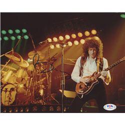 Brian May Signed 8x10 Photo (PSA COA)