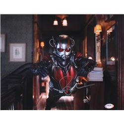 """Paul Rudd Signed """"Ant-Man and the Wasp"""" 11x14 Photo (PSA COA)"""