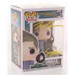"""Tom Guiry Signed """"The Sandlot"""" Smalls #567 Funko Pop! Vinyl Figure Inscribed """"Smalls"""" (Beckett COA)"""