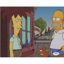 """Kelsey Grammer Signed """"The Simpsons"""" 8x10 Photo (PSA COA)"""