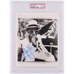 Elton John Signed 8x10 Photo (PSA Encapsulated)