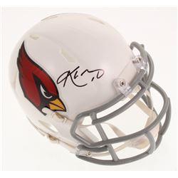 Kyler Murray Signed Cardinals Speed Mini Helmet (Beckett COA)