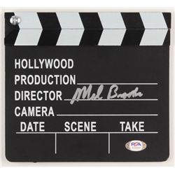 Mel Brooks Signed Clapperboard (PSA COA)