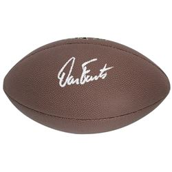 Dan Fouts Signed NFL Football (Beckett COA)