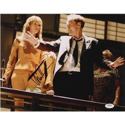 "Uma Thurman  Quentin Tarantino Signed ""Kill Bill"" 11x14 Photo (PSA Hologram)"