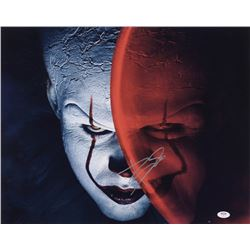 "Bill Skarsgard Signed ""It"" 16x20 Photo (PSA Hologram)"