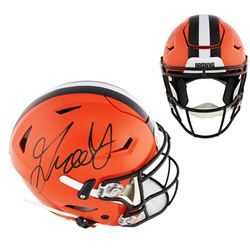 Greedy Williams Signed Browns Full-Size Authentic On-Field SpeedFlex Helmet (Radtke COA)
