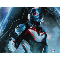"Paul Rudd Signed ""Ant-Man"" 11x14 Photo Inscribed ""Antman"" (PSA Hologram)"