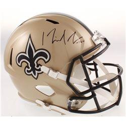 Michael Thomas Signed Saints Full-Size Helmet (JSA COA)