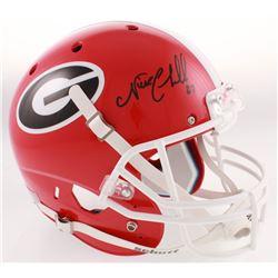 Nick Chubb Signed Georgia Bulldogs Full-Size Helmet (JSA COA)