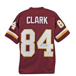 Gary Clark Signed Jersey (Beckett COA)