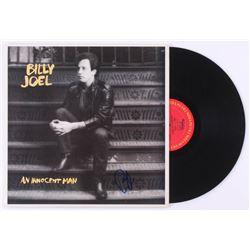 "Billy Joel Signed ""An Innocent Man"" Vinyl Record Album (AutographCOA COA)"