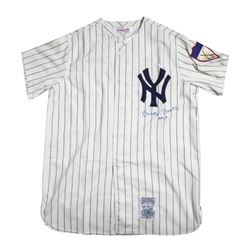 Mickey Mantle Signed 1951 New York Yankees Jersey (PSA LOA)