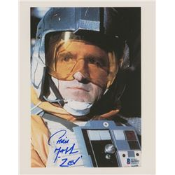 """Christopher Malcolm Signed """"Star Wars: Episode V – The Empire Strikes Back"""" 8x10 Photo Inscribed """""""