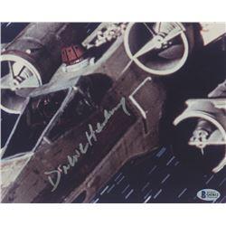 "Drewe Henley Signed ""Star Wars: Episode IV – A New Hope"" 8x10 Photo (Beckett COA)"