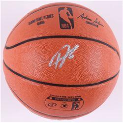 Giannis Antetokounmpo Signed NBA Game Ball Series Basketball (Radtke COA)