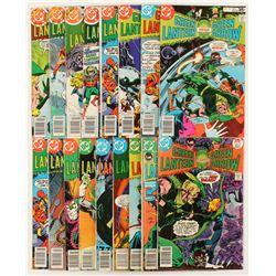 "Lot of (17) 1977-79 ""Green Lantern"" 1st Series DC Comic Books"