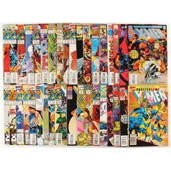 "Lot of (36) ""X-Men"" 1st Series Marvel Comic Books"