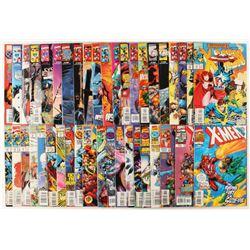 "Lot of (41) ""X-Men"" 1st Series Marvel Comic Books"