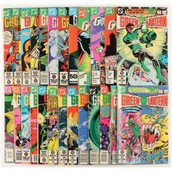 "Lot of (26) 1981-1988 ""Green Lantern"" 1st Series DC Comic Books"