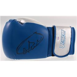 Canelo Alvarez Signed Bevgear Boxing Glove (PSA COA)