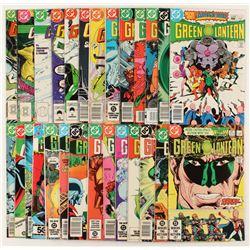 "Lot of (27) 1982-1988 ""Green Lantern"" 1st Series DC Comic Books"