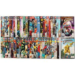 """Lot of (57) """"The Adventures of Superman"""" Action Comics DC Comic Books"""