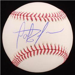 Fernando Tatis Jr. Signed OML Baseball (PSA COA)