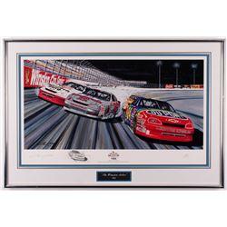 "Gary Hill LE ""The Winston Select 1995"" 23.5x34.5 Custom Framed Display (PA LOA)"